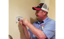 Thermostat Install
