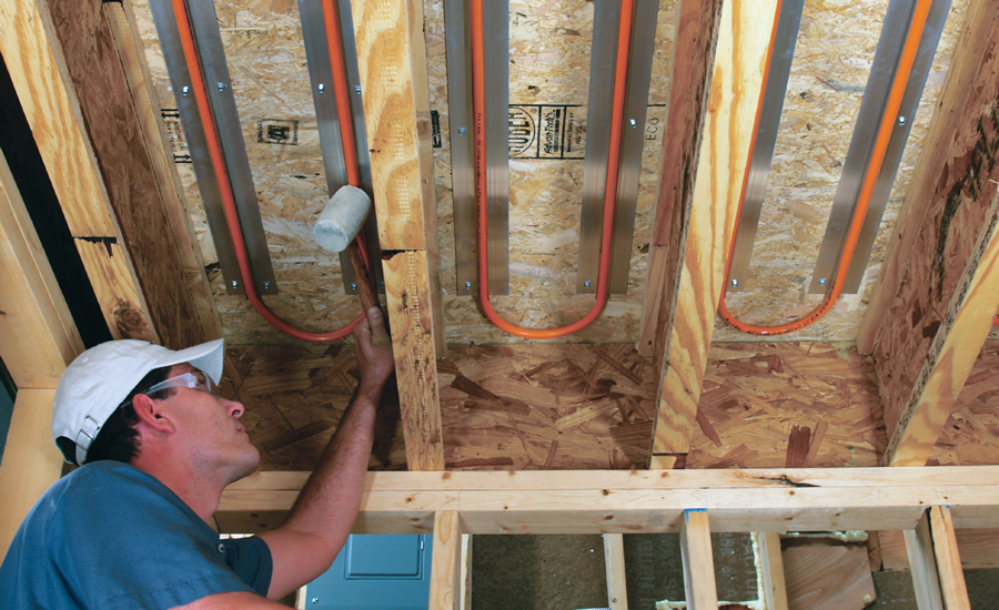 New Options Allow For Faster More Accurate Pex Tubing