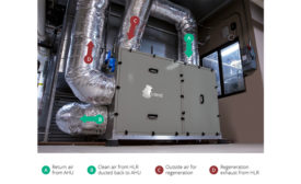 enVerid Systems HLR® 1000E modules install
