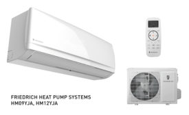 Friedrich heat pumps