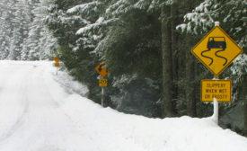road conditions fleet