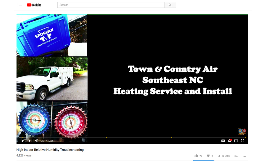 Town and Country Air Inc.