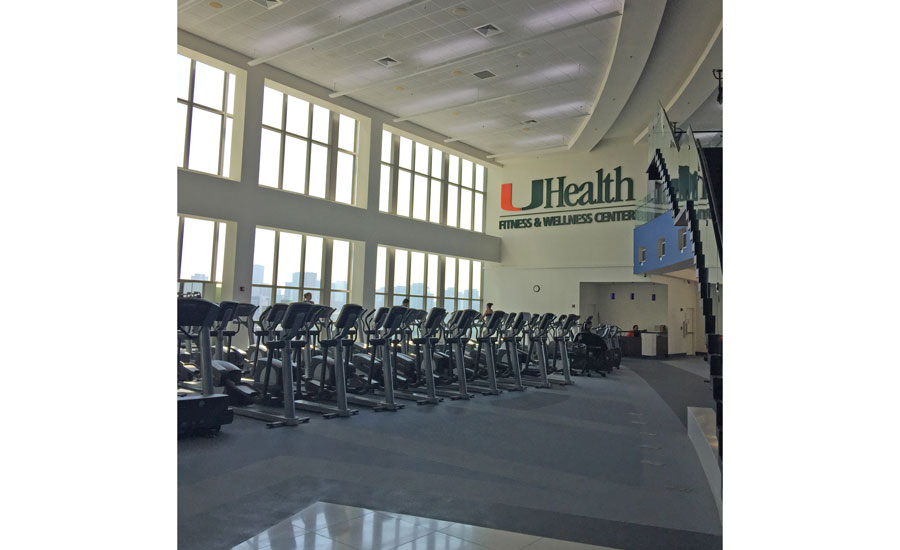 UHealth Fitness and Wellness Center