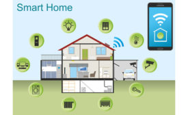 smart home infographic