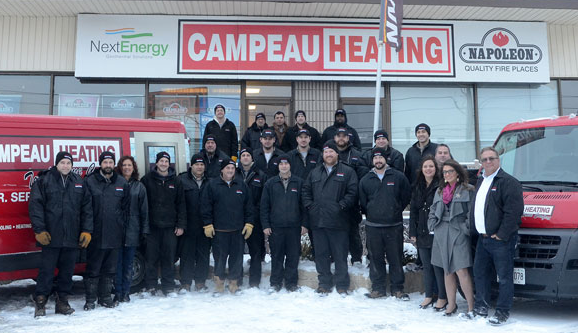 Campeau Heating
