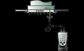 Measuring Filter Grille Pressure Drop - ACHR