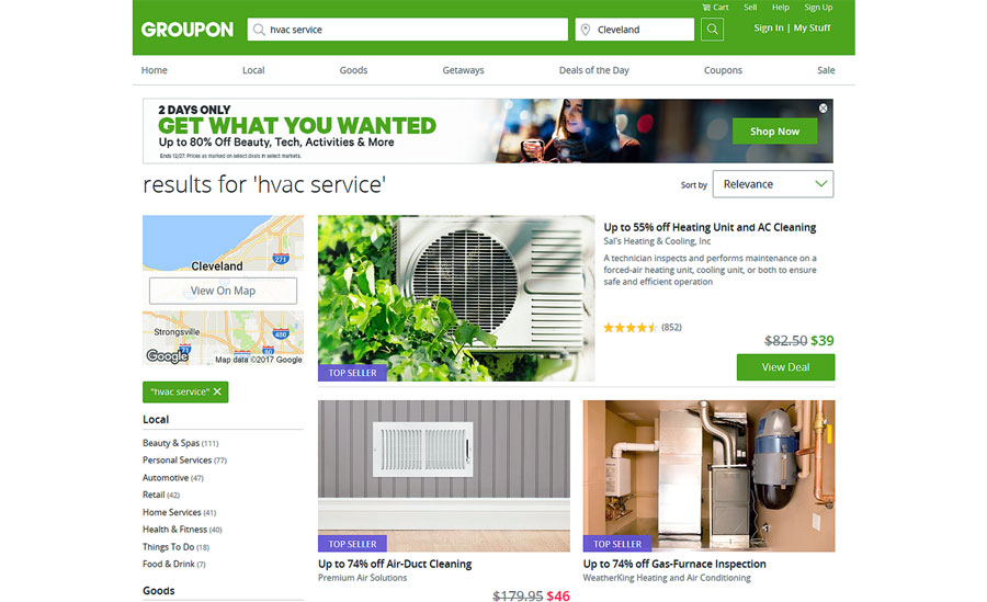 How Much Do Web Coupons Tell Retailers >> Connecting Hvacr With Digital Coupons 2018 01 22 Achrnews