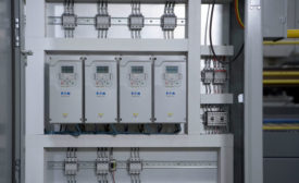 HVAC motors and drives