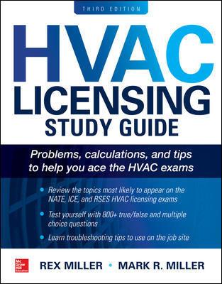 hvac licensing study guide second edition achrnews rh achrnews com HVAC Maintenance Car Air Conditioning System