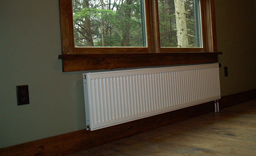 Hydronic Heating System Designs Depend On Consumer Preferences
