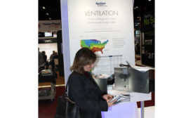8144NC fresh air ventilator