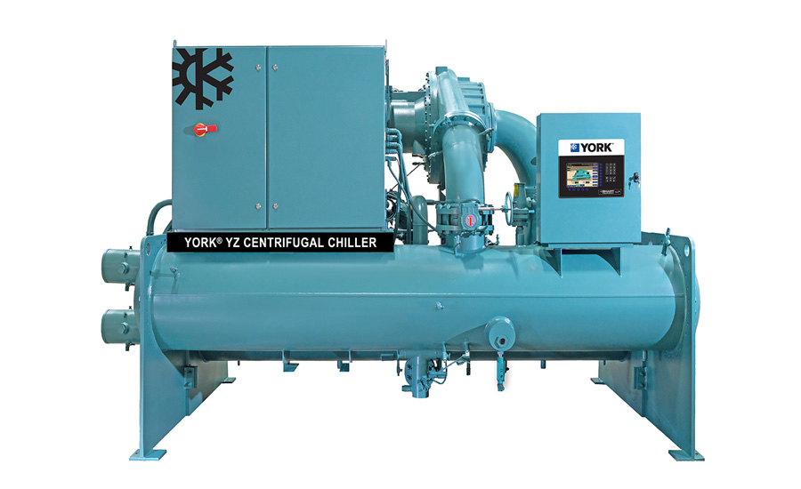 YORK YZ MAGNETIC BEARING CENTRIFUGAL CHILLER
