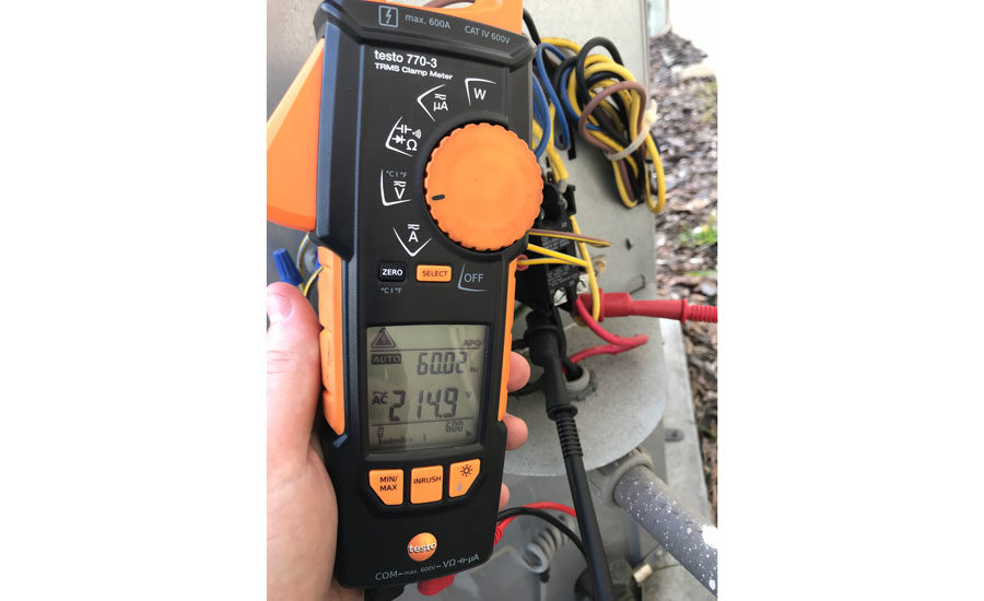 Troubleshooting a Faulty HVAC Compressor Requires Patience   2018-03-26    ACHRNEWS   Hvac Compressor Wiring Check      ACHR News