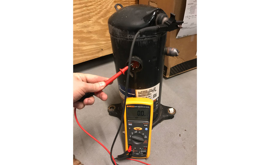 Troubleshooting a Faulty HVAC Compressor Requires Patience | 2018-03-26 |  ACHRNEWSACHR News