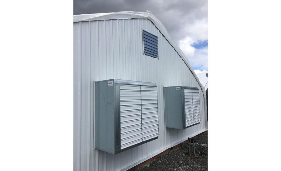 Cannabis Farms Require Proper Ventilation | 2018-04-25 | ACHRNEWS