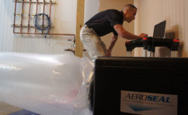 Don't Forget about the Ductwork - Energy-efficient box - ACHR