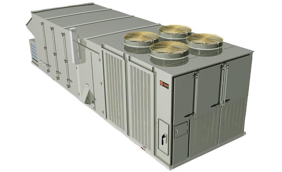 Trane  Rooftop Unit