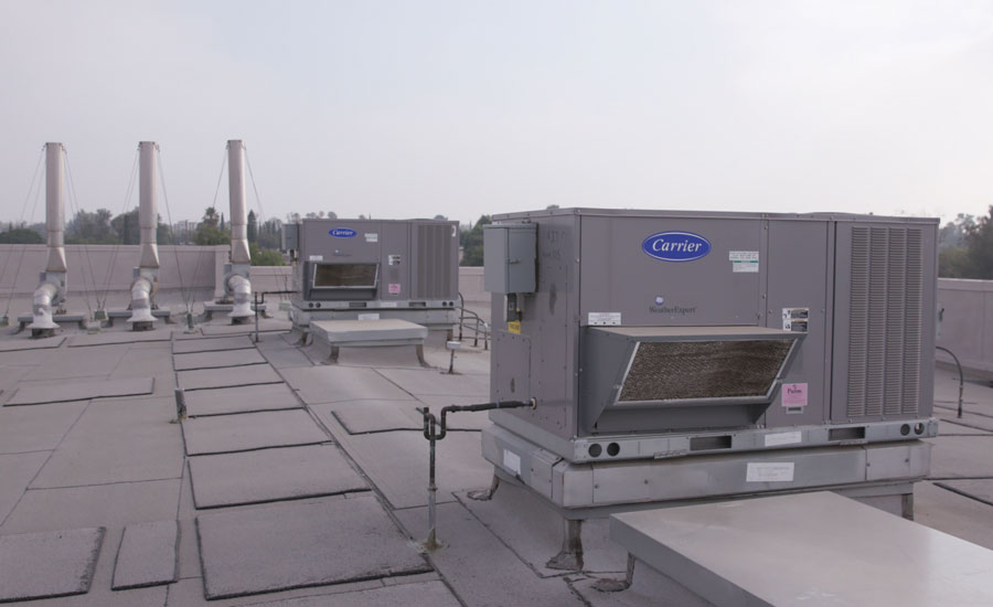 Economizers Offer Many Benefits for Roooftop Units, Air