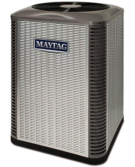The Maytag PSH1BG is an inverter-driven heat pump - ACHR