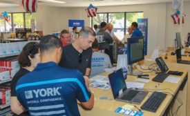 Johnson Controls Supply Centers Open in Florida - ACHR