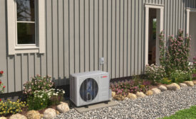 Bosch's Energy Star-rated mini-split system - ACHR