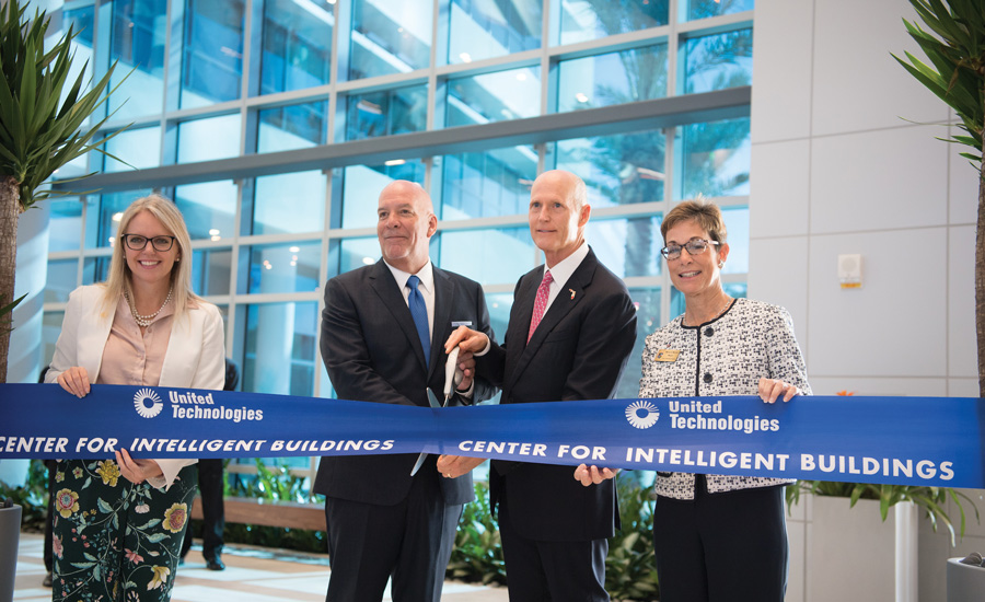 UTC Center - Ribbon Cutting
