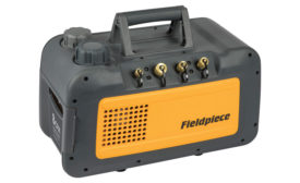 Fieldpiece Instruments 8 CFM Vacuum Pump - The NEWS - ACHR
