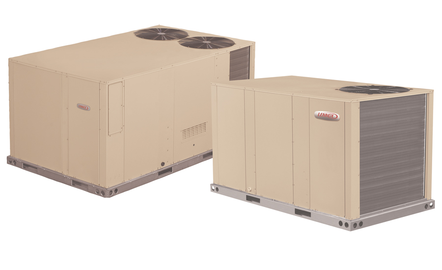 Lennox Industries New and improved Landmark® Rooftop Units. - The NEWS - ACHR