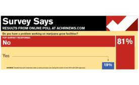 Survey Says: Marijuana Survey Results - The News - ACHR