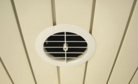 Panasonic EZ Soffit Vent - The NEWS - ACHR