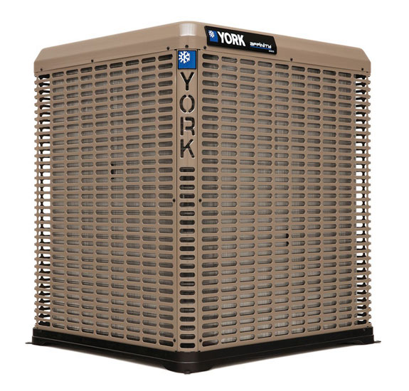 The York Affinity Series YXT Air Conditioner - ACHR NEWS