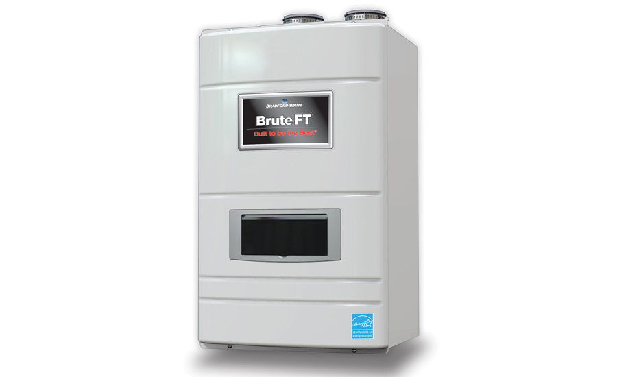 Brute FT combi and heating only boiler - The ACHR News