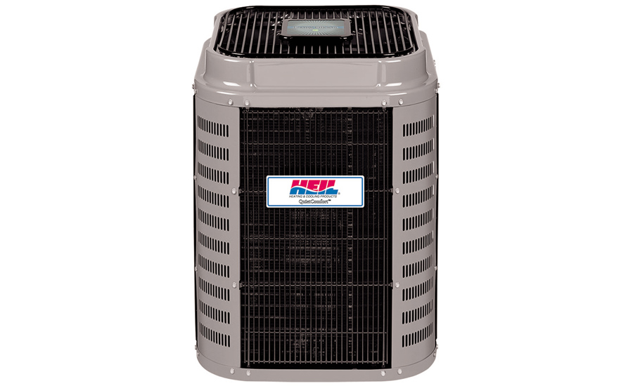 HVH8 QuietComfort Deluxe 18 variable-speed heat pump with SmartSense technology - The ACHR News