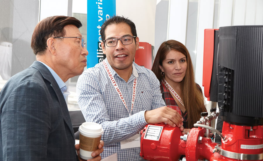 The Innovation Center, which was showcased and available throughout the entire conference, provided a customized hands-on experience for the attendees. - The ACHR News