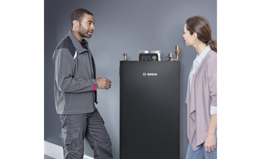 Bosch Thermotechnology - The ACHR News