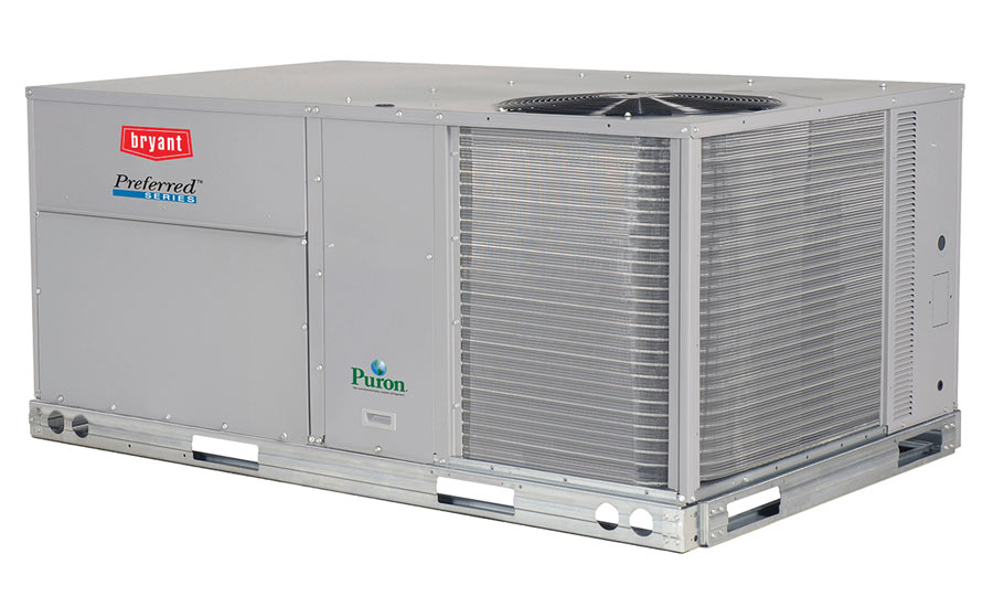 Bryant Preferred Series 581J single packaged rooftop unit - The ACHR News