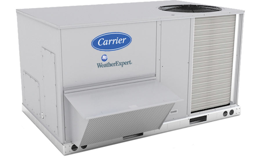 Carrier WeatherExpert Series 48/50LC single packaged rooftop unit - The ACHR News