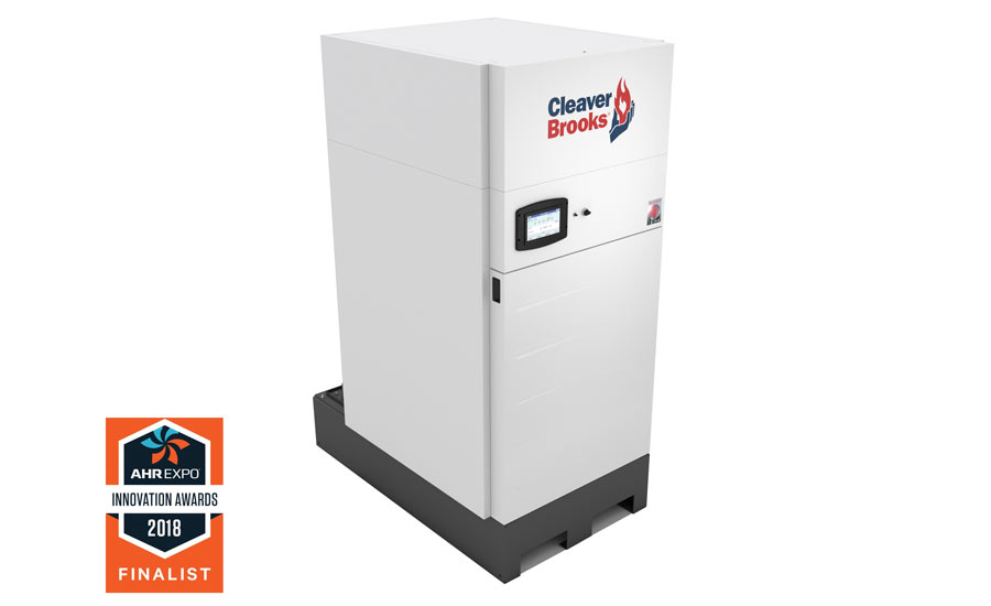 Cleaver-Brooks ClearFire-CE condensing boiler - The ACHR News