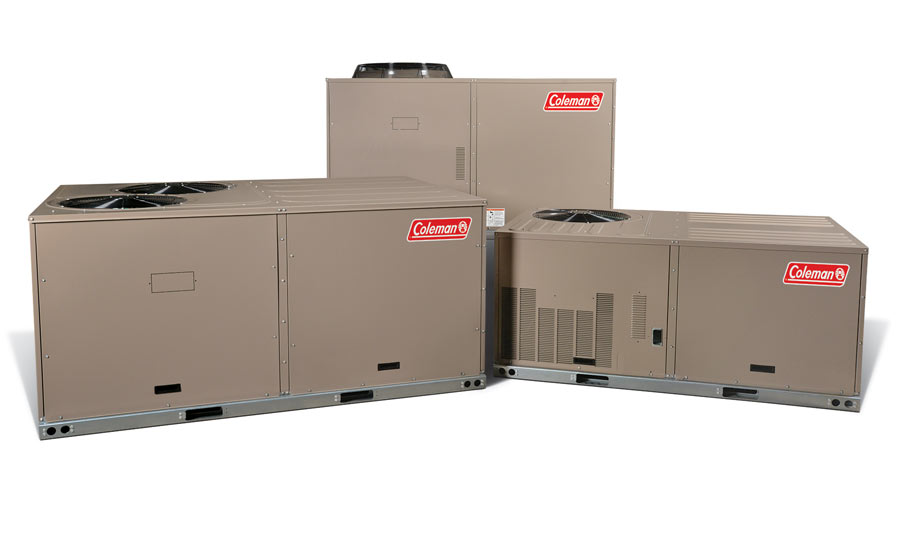 Coleman Peak™ XQE04-06 and XXEA7-12 standard-efficiency heat pumps - The ACHR News