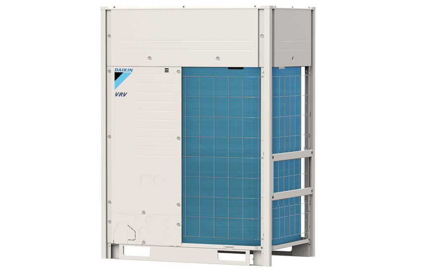 Daikin VRV AURORA 208-230-/460-/575-v heat pump and heat recovery system - The ACHR News