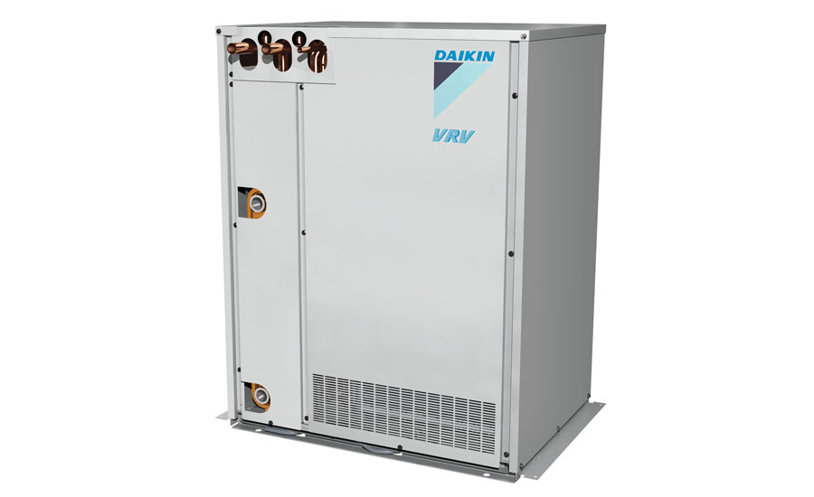Daikin VRV T-Series water-cooled heat pump or heat recovery system - The ACHR News