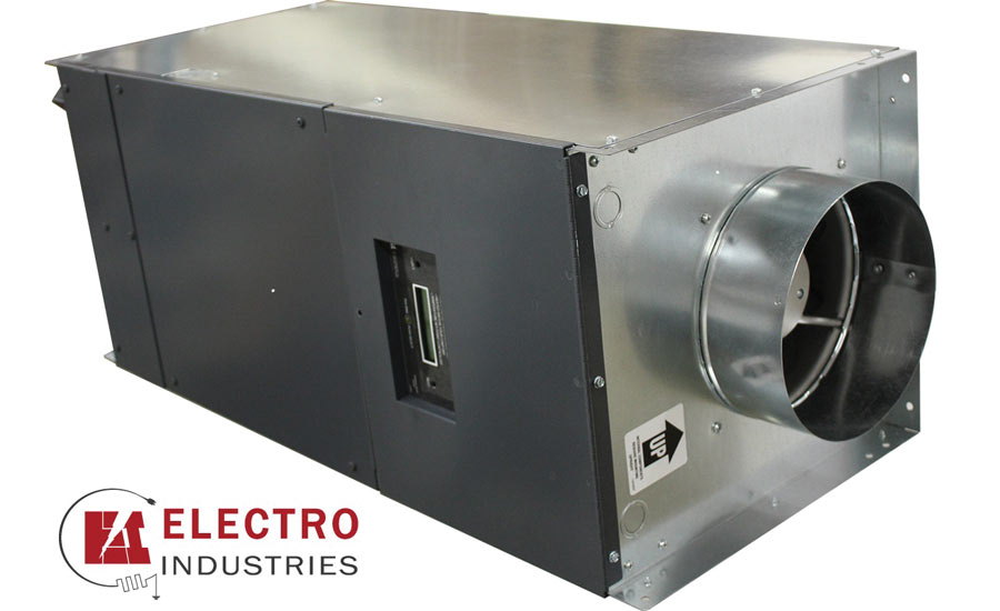 Electro Industries Make Up Air II packaged unit - The ACHR News