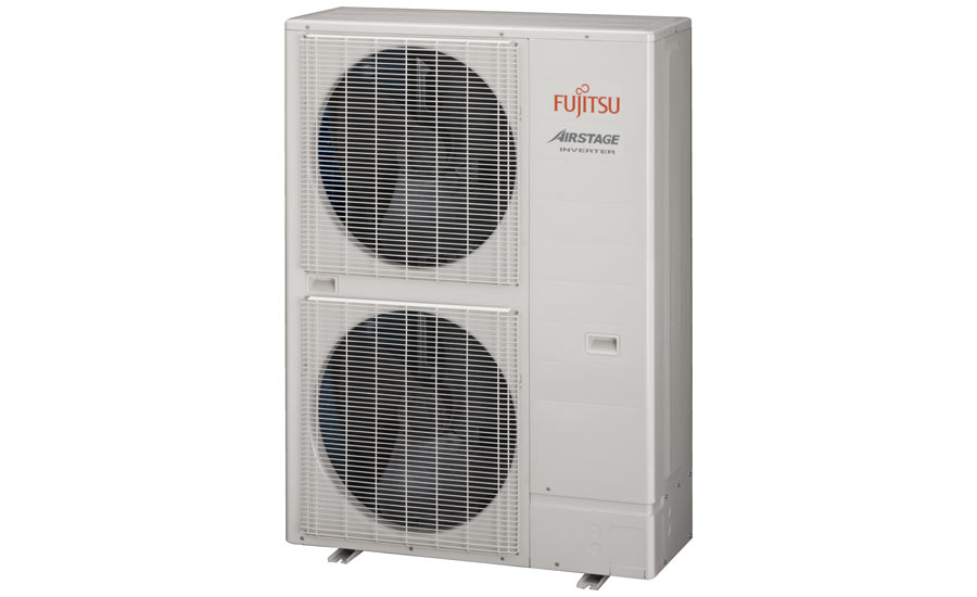 Fujitsu General America, Inc. J-II Series heat pump - The ACHR News