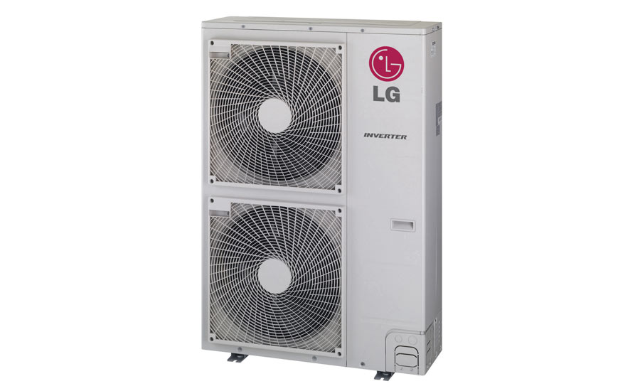 LG Electronics Air Conditioning Technologies Multi V S 5-ton heat recovery outdoor unit - The ACHR News