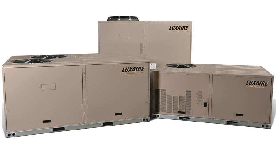 Luxaire Eclipse™ XQE04-06 and XXEA7-12 standard efficiency heat pump - The ACHR News