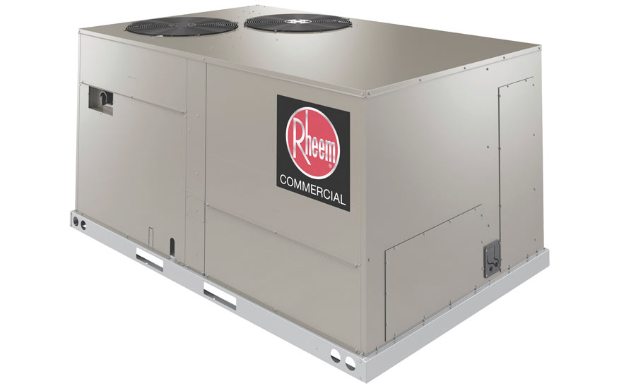 Rheem Mfg. Co. Renaissance packaged gas/electric units, RGEDZT090AC*****A - The ACHR News