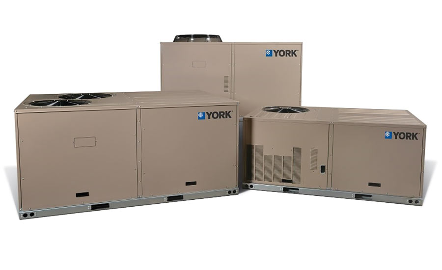 York Direct Fit™ XQE04-06 and XXEA7-12 standard efficiency heat pump - The ACHR News