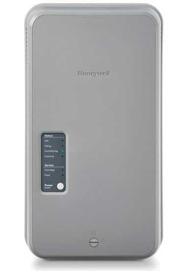 Honeywell's HM750A electrode steam humidifier. - The ACHR News