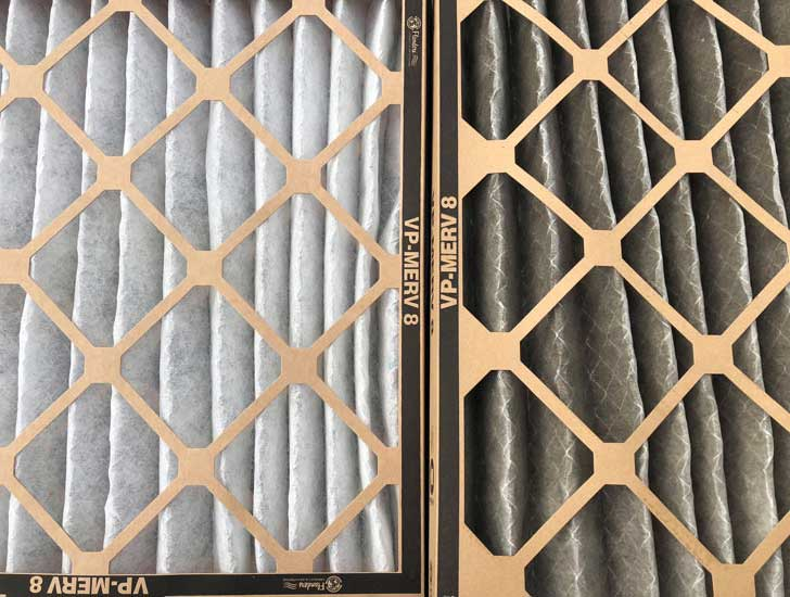 Change air filters. - The ACHR News