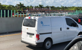 FPL Energy Services' truck. - The ACHR News